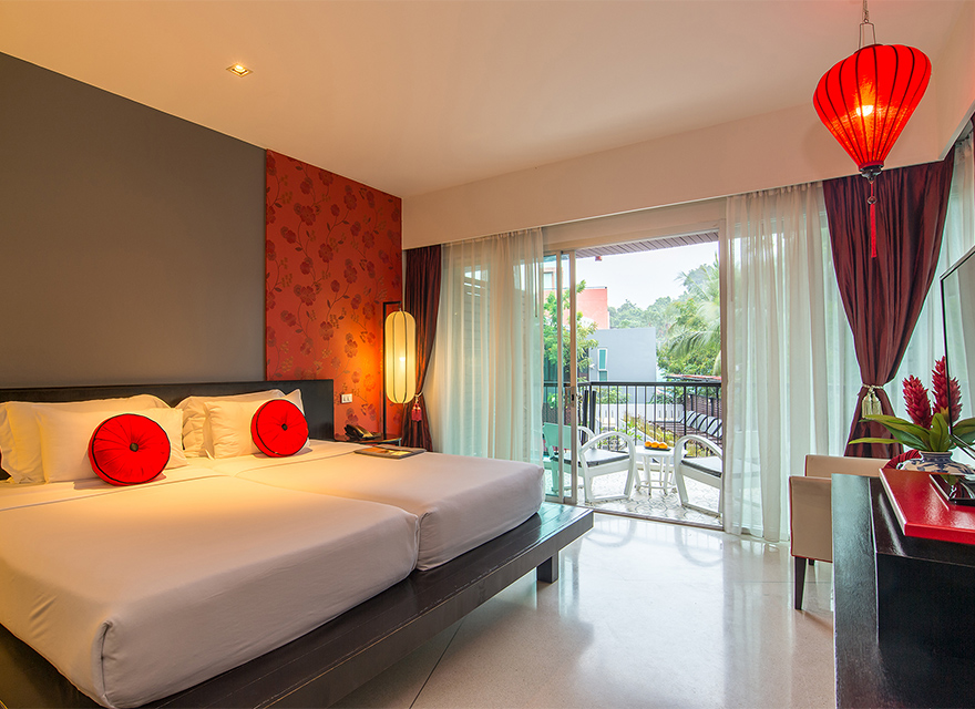 Red Ginger Chic Resort Krabi